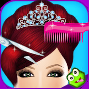Princess Hair Salon - Fashion Game