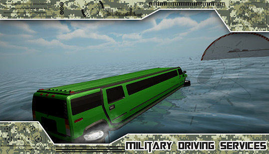 Real Army Truck Driving  A military transporter Screenshot