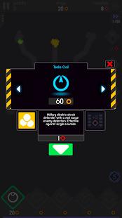 Color Defense - Ultimate TD Tower Base Defence Screenshot