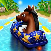 My Little Unicorn Runner - Pony Jetski Simulator
