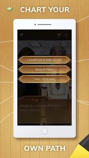 Golden Hour Otome Romance Screenshot
