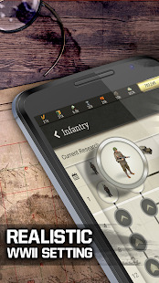 Call of War - WW2 Strategy Game Multiplayer RTS Screenshot