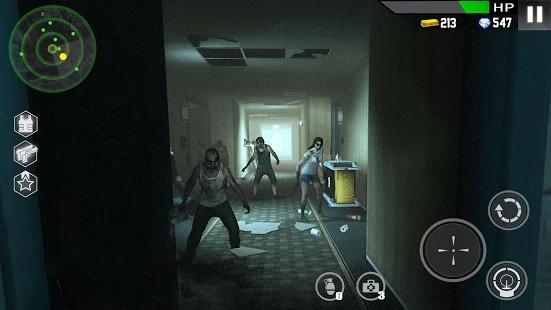 Zombie Dead vs Humans-Offline Zombie Shooting Game Screenshot