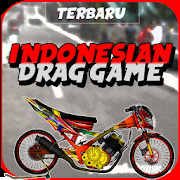 Indonesian Drag Bike Racing