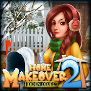 Home Makeover 2 - Hidden Object Home Renovation