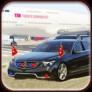 New President Car Driving Game