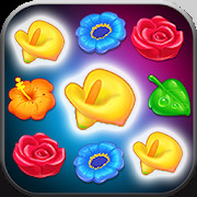 Flower Match Game - Color Match Flower Games Free