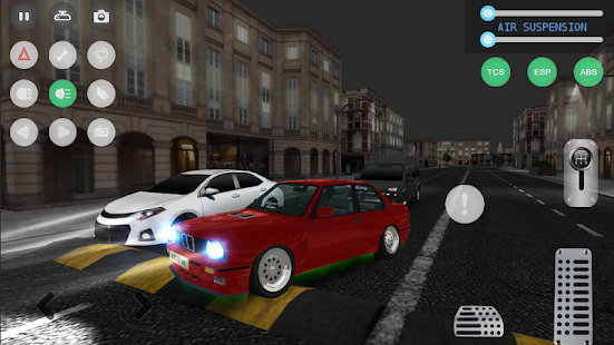 E30 Drift and Modified Simulator Screenshot
