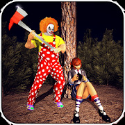 Killer Clown Attack City Gangster 2019
