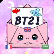 BT21 Bts Chat Simulator !