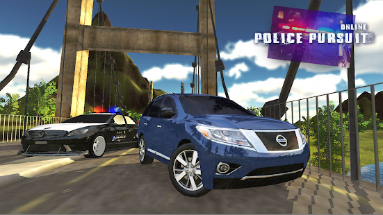 Police Pursuit Online Screenshot
