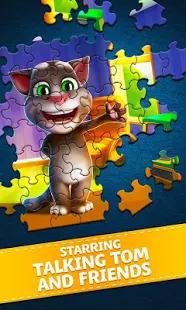 Jigty Jigsaw Puzzles Screenshot
