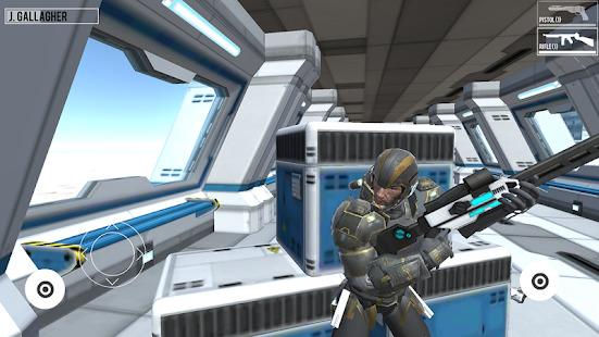 Elite Space Trooper: Shooting Game Screenshot