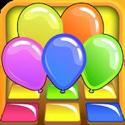 Kids Matching Game  Baloons
