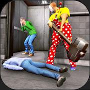 Scary Clown Prank Simulator: Gangster Revenge
