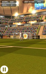 Soccer Kick - World Cup 2014 Screenshot