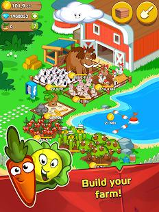 Farm and Click - Idle Farming Clicker Screenshot