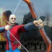Archer Hunting Zombie City Last Battle 3D