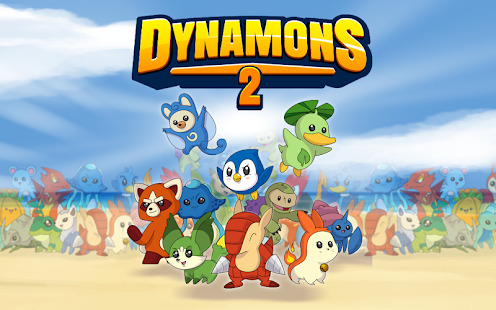 Dynamons 2 by Kizi Screenshot