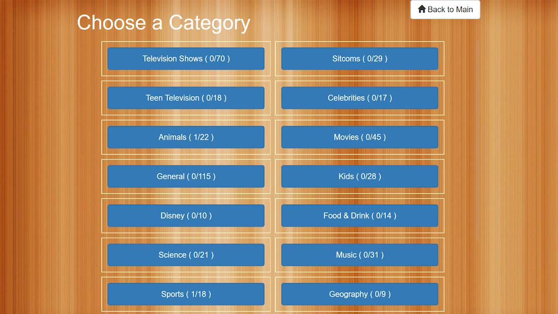 Word Search Screenshot