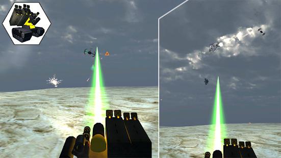 Tank Shooting Battle Force - Armored Warfare Screenshot
