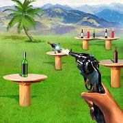 Bottle Shooting Game 2019 - shooting games
