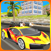 Crazy Car Racer: Car Death Racing Free Game