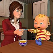 Mother Simulator 3D: Virtual Baby Simulator Games