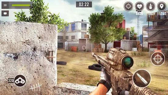 Sniper Arena: PvP Army Shooter Screenshot