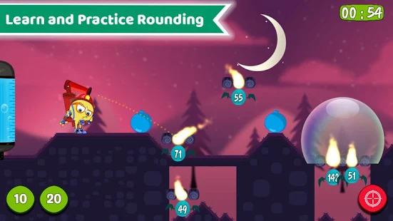 Math rescue: Mental Math Practice Cool Math Games Screenshot