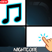 Nightcore Music Piano Tiles