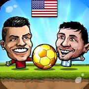 ⚽Puppet Soccer 2014 - Big Head Football ????