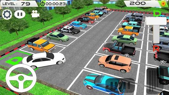 Advance Real 3D Dr Car Parking Game 2019 Screenshot