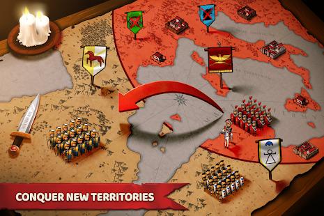 Grow Empire: Rome Screenshot