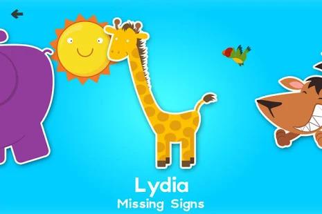 Animal Math First Grade Math Games for Kids Math Screenshot