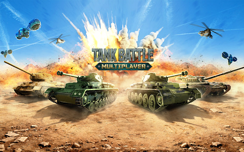 Tank Battle Heroes: World of Shooting Screenshot
