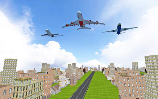 Games lol   Game » Fly Plane Flight Simulator