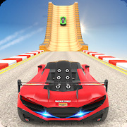 Real Impossible Track Extreme GT Car Stunt Driving