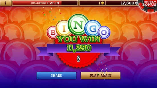 Classic Bingo Hall Screenshot