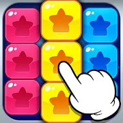 Star pop blastMagic Gems Match Puzzle