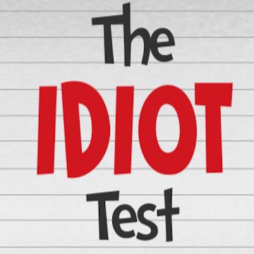 The Idiot Test - Challenge