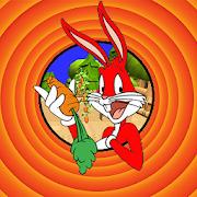 Looney Toons Bugs Red Rabbit Bunny Dash Adventure