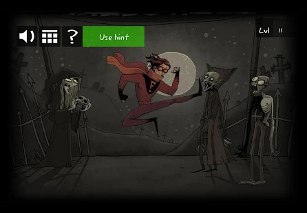 Troll Face Quest: Stupidella and Failman Screenshot