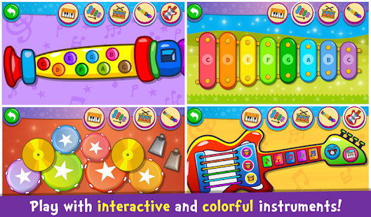 Piano Kids - Music & Songs Screenshot