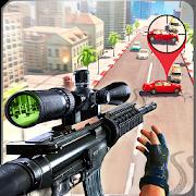 City Sniper Gun Shooter : Elite 3D Shooting Game