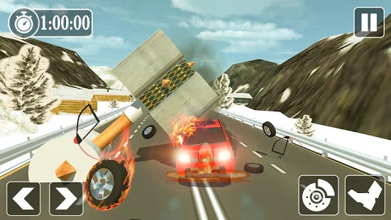 Car Crash Simulator Screenshot
