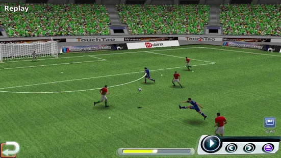 World Soccer League Screenshot