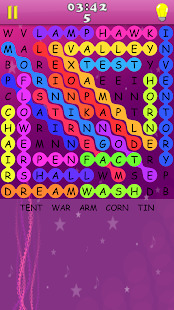 Word Search - A free game with infinite puzzles Screenshot