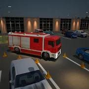 Truck Parking 3D: Fire Truck
