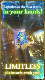 RPG IRUNA Online MMORPG Screenshot